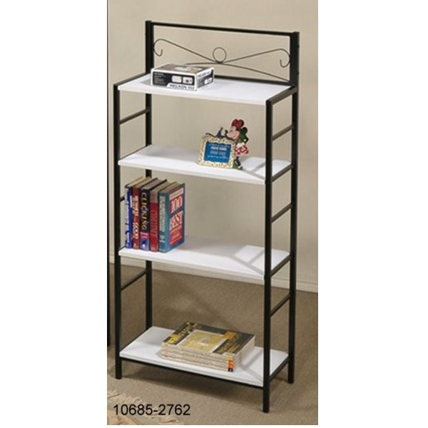 10685-2762 four tiers book shelves