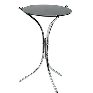 11611-470H Metal Snack Table