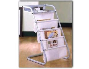 Magazine Rack & Table