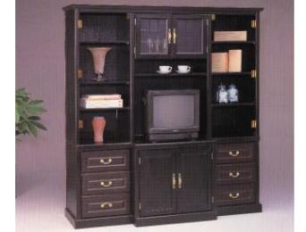 wooden wall unit, serica corporation