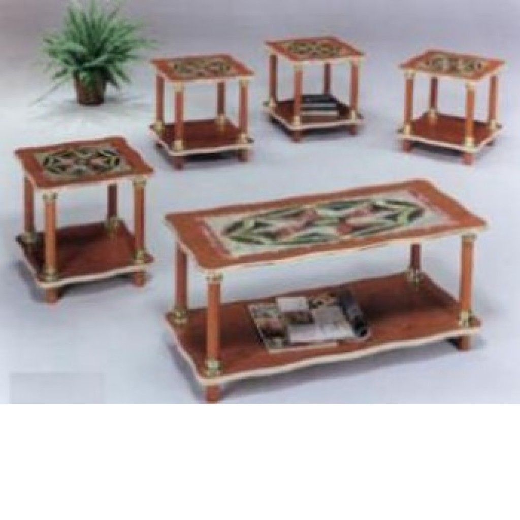 10000-091A Coffee Table Set