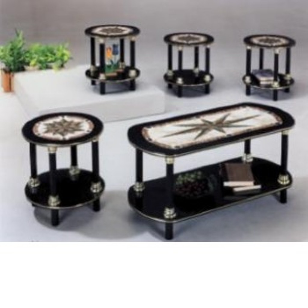 10000-093 Coffee Table Set
