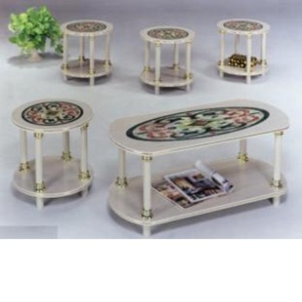 10000-093A Coffee Table Set
