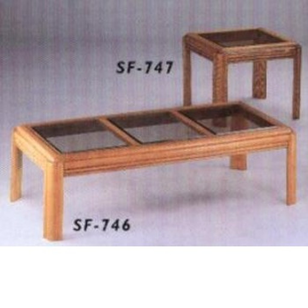 10000-SF-746,747 Coffee Table Set