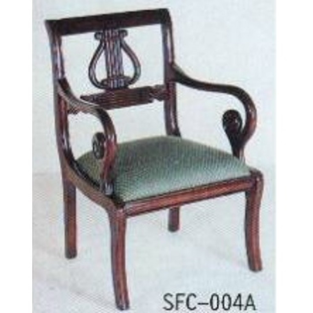 10000-SFC-004A Wooden Dining Chair