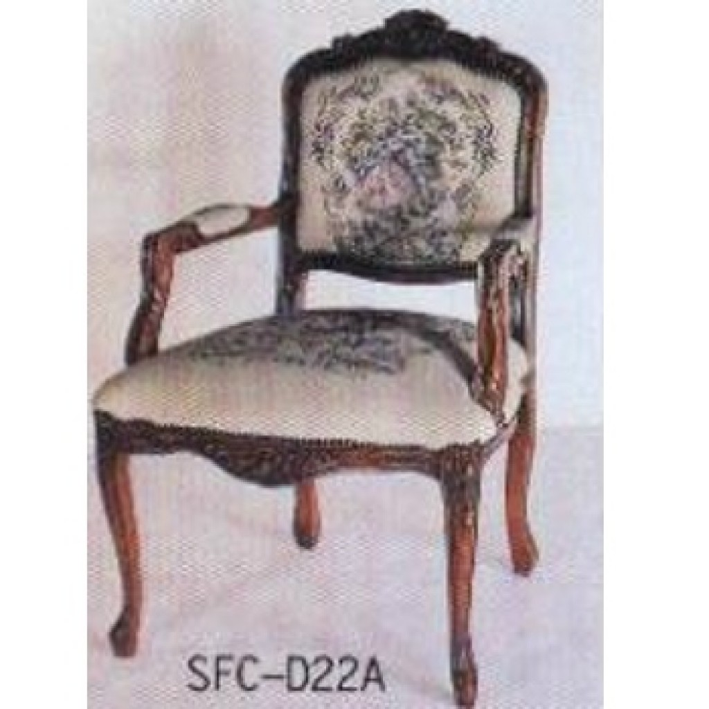 10000-SFC-D22A Wooden Dining Chair