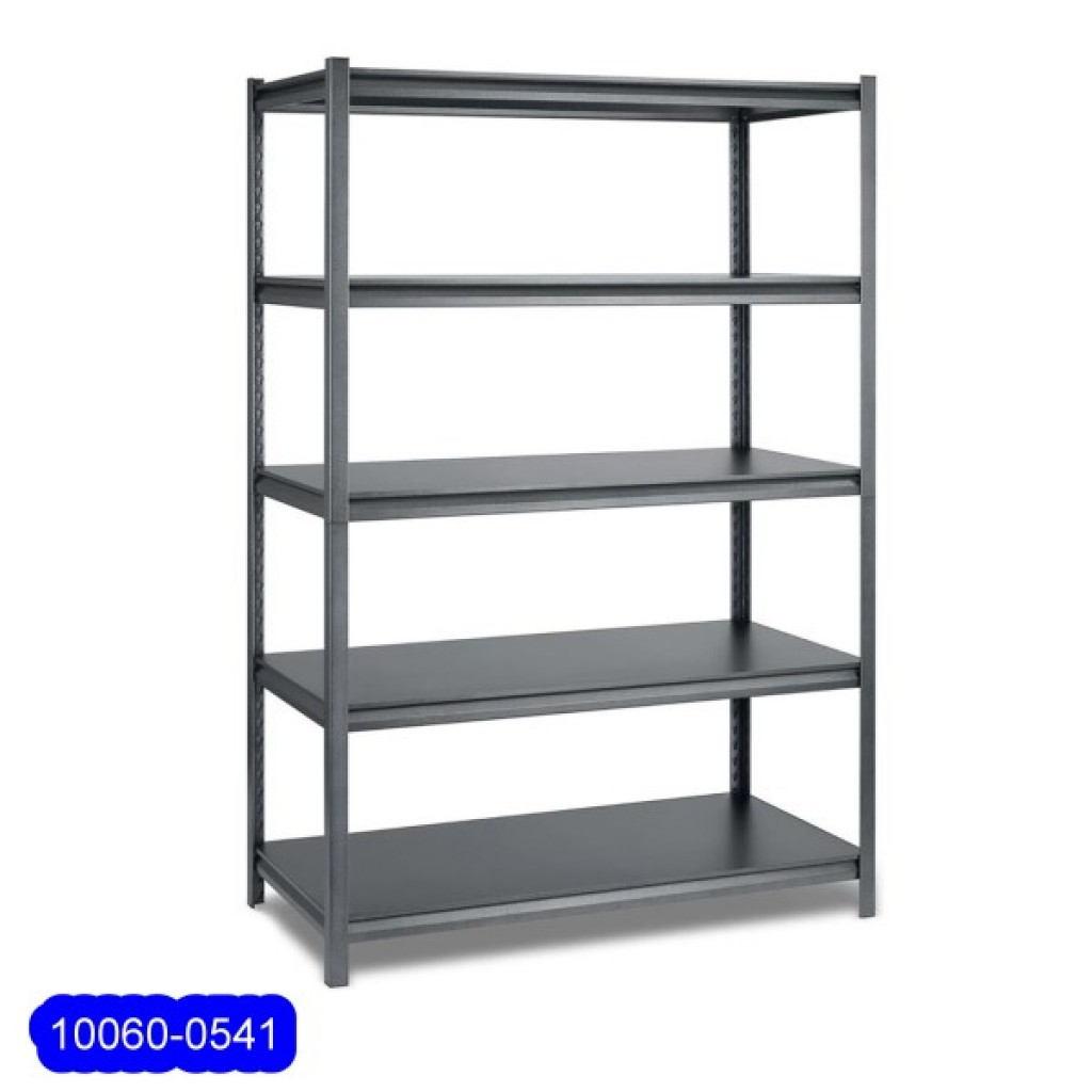 10060-60541 Metal Storage 5 Shelves Rack