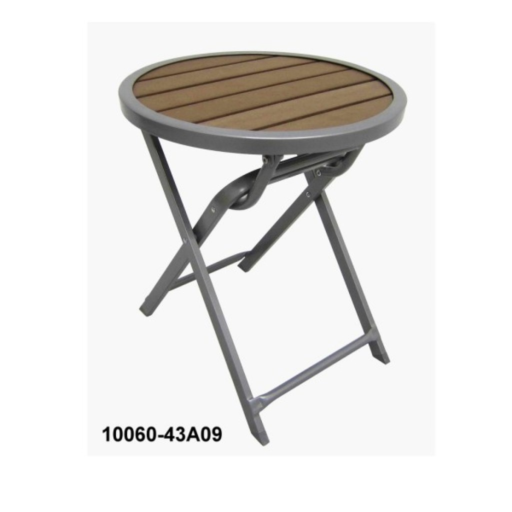 10060-43A09 Faux Folding table