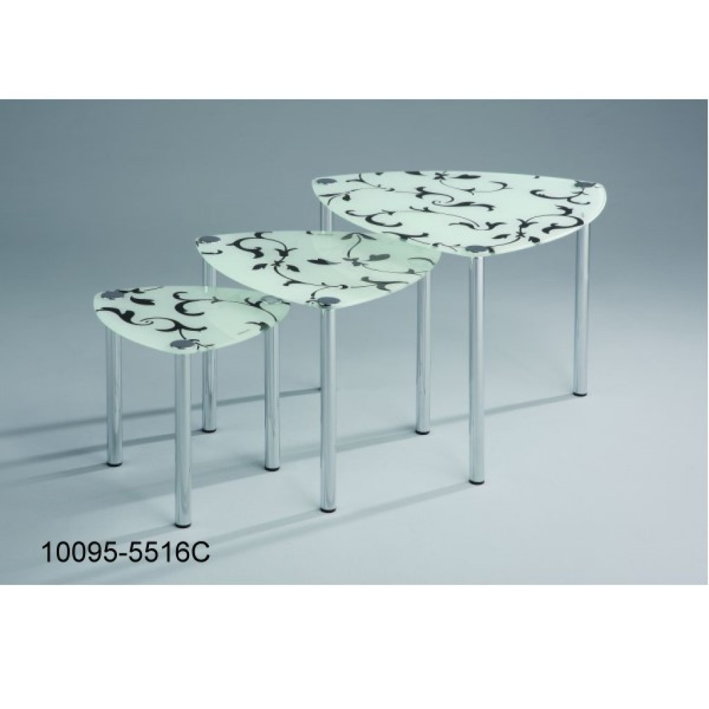 10095-5516C Metal Nest Table Set