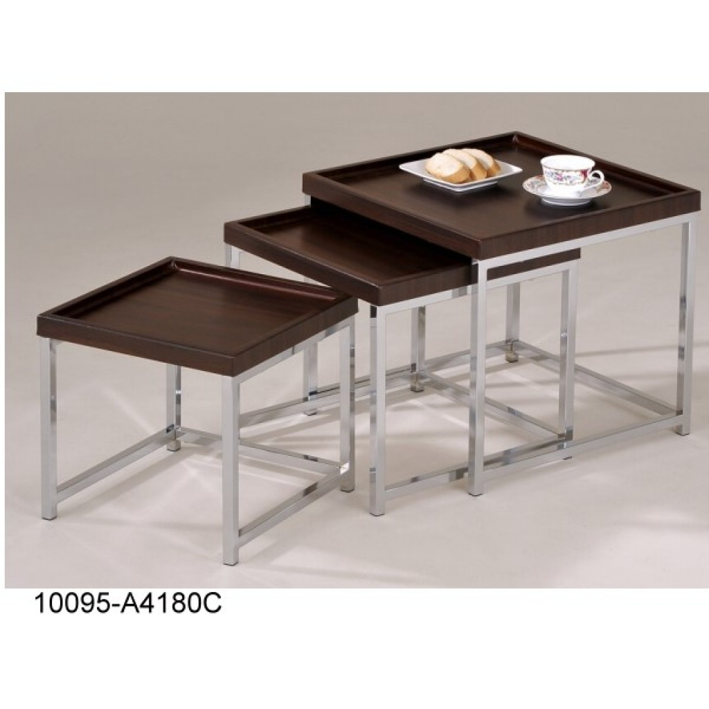 10095-A4180 Metal Nest Table