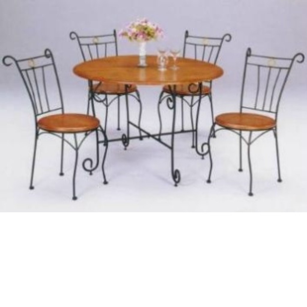 1083-fk-144 1+4 Dining Set