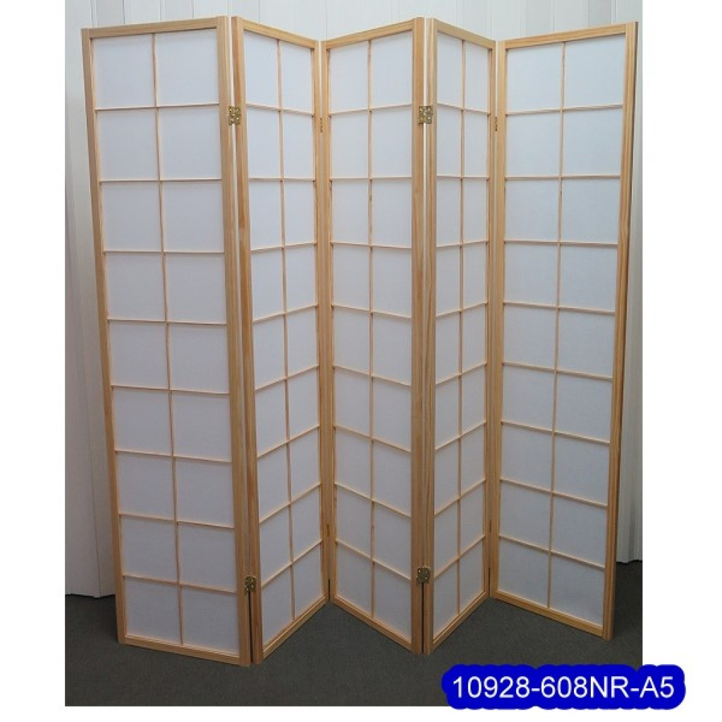 SF-608-NR-A5 WOODEN SOLID SCREEN