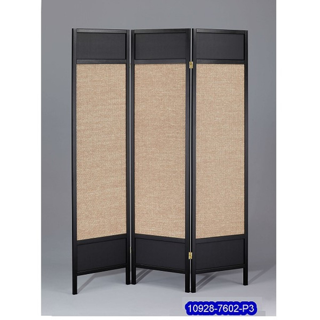 SF-7602-P3  Wooden Screen 3pcs/set
