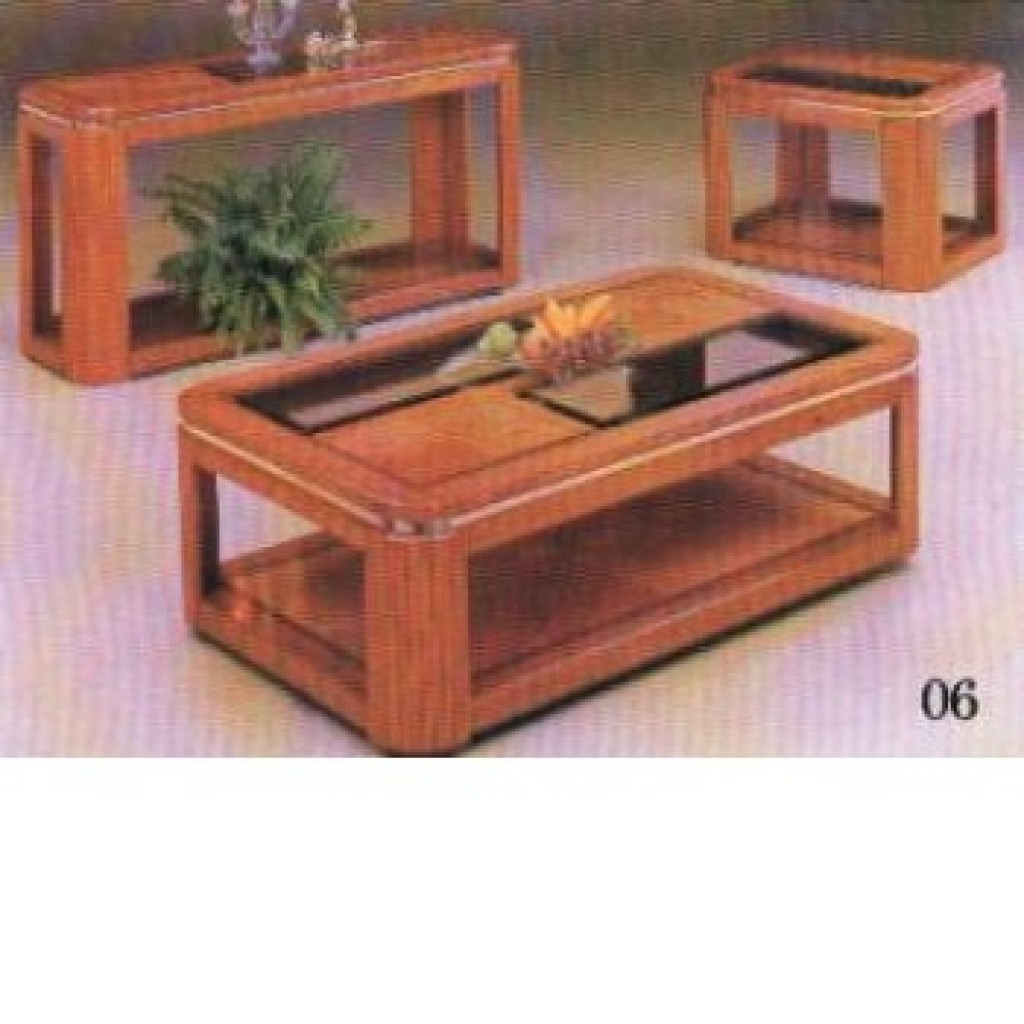 11108-06 Coffee Table Set