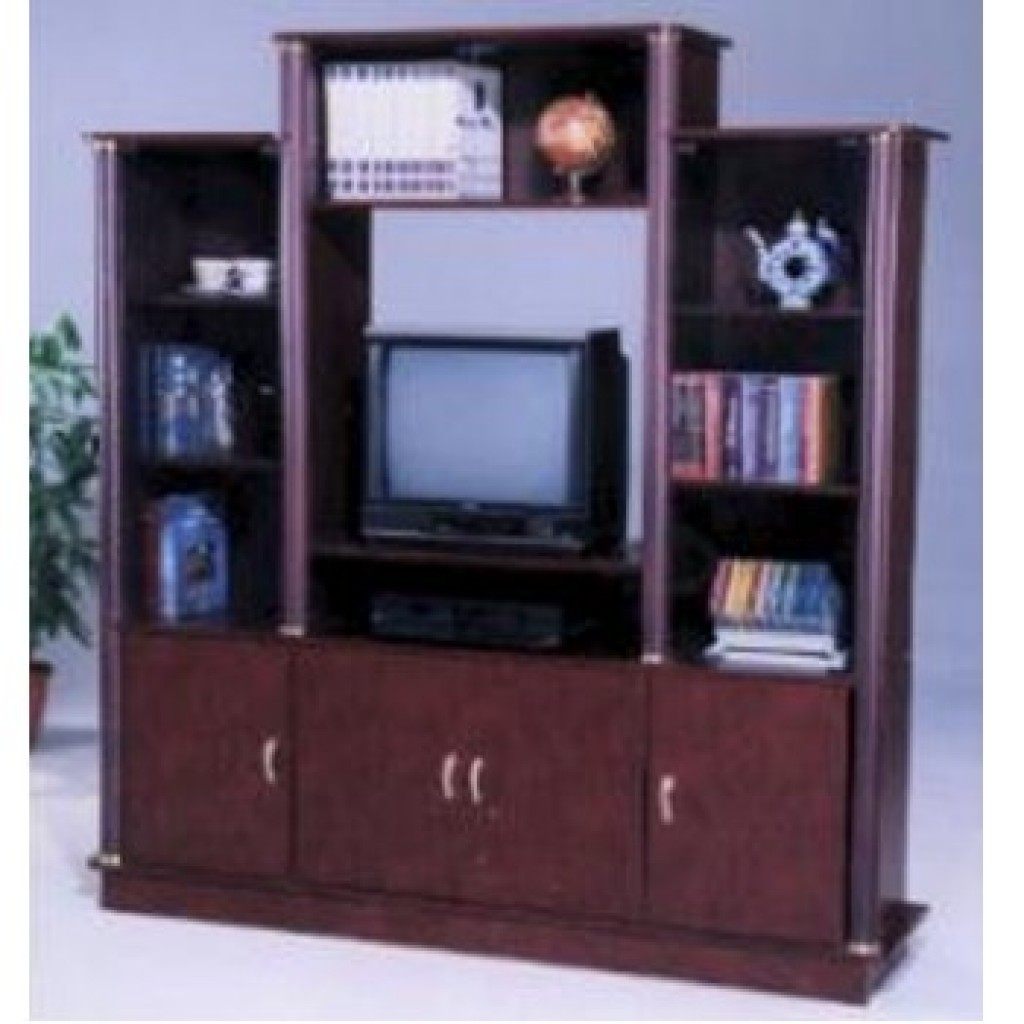 11166-001 Wood Wall Unit