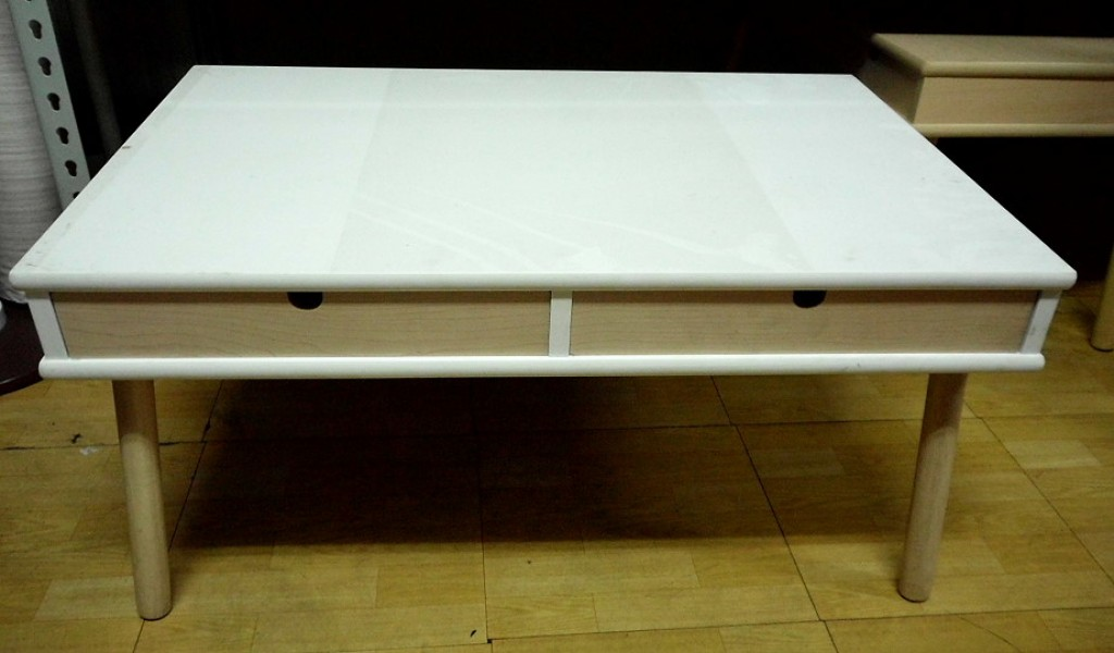 11118-1M750 Wooden Coffee Table
