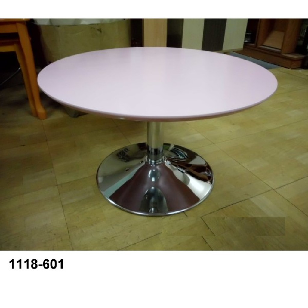 11118-601 Wooden Round  table