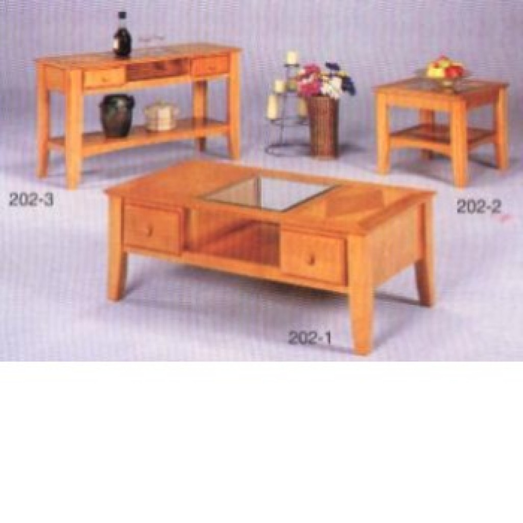 11342-202 Coffee Table Set