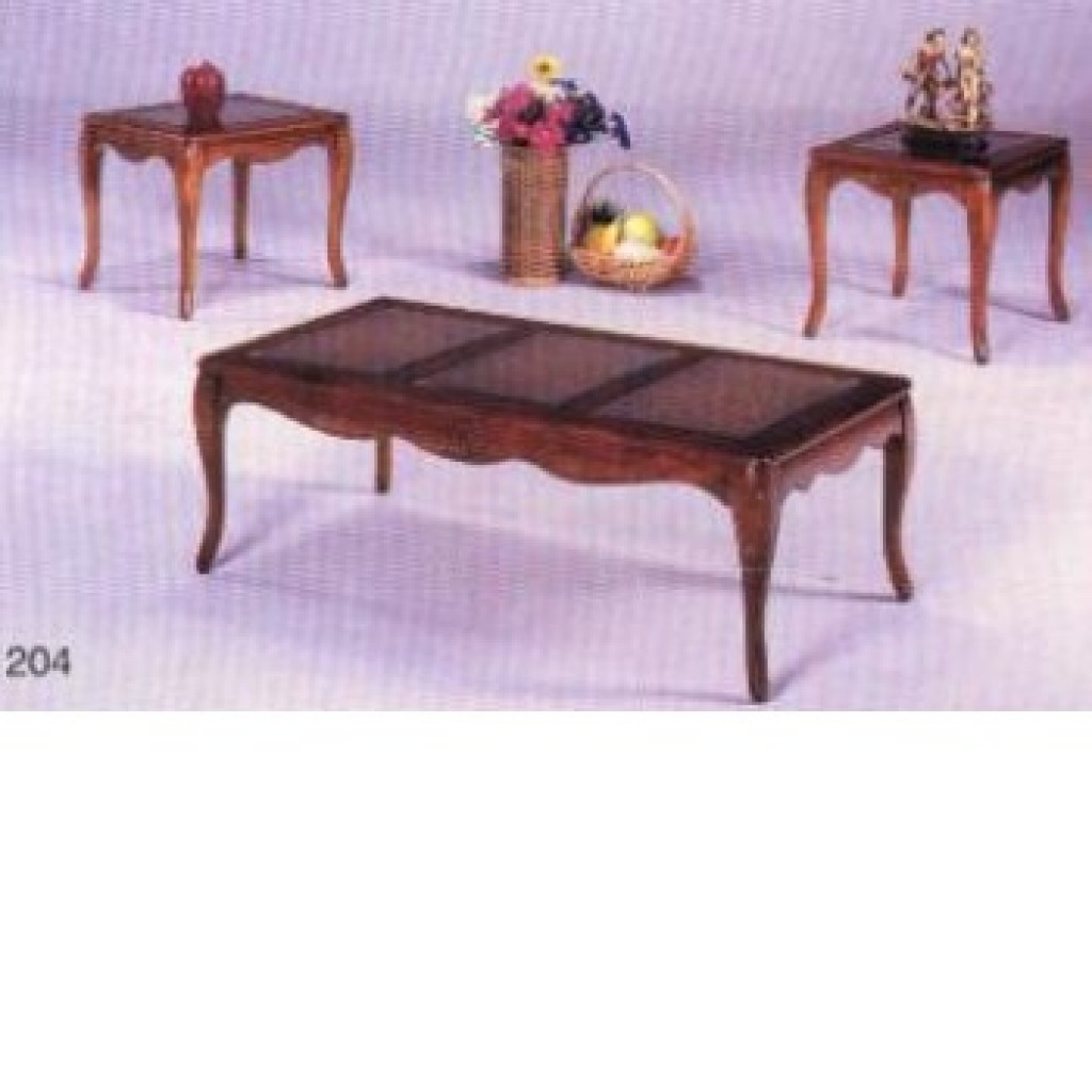 11342-204 Coffee Table Set