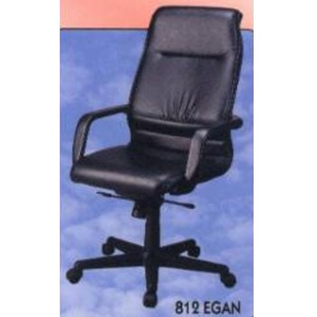 11361-812EGAN Leather Office Chair