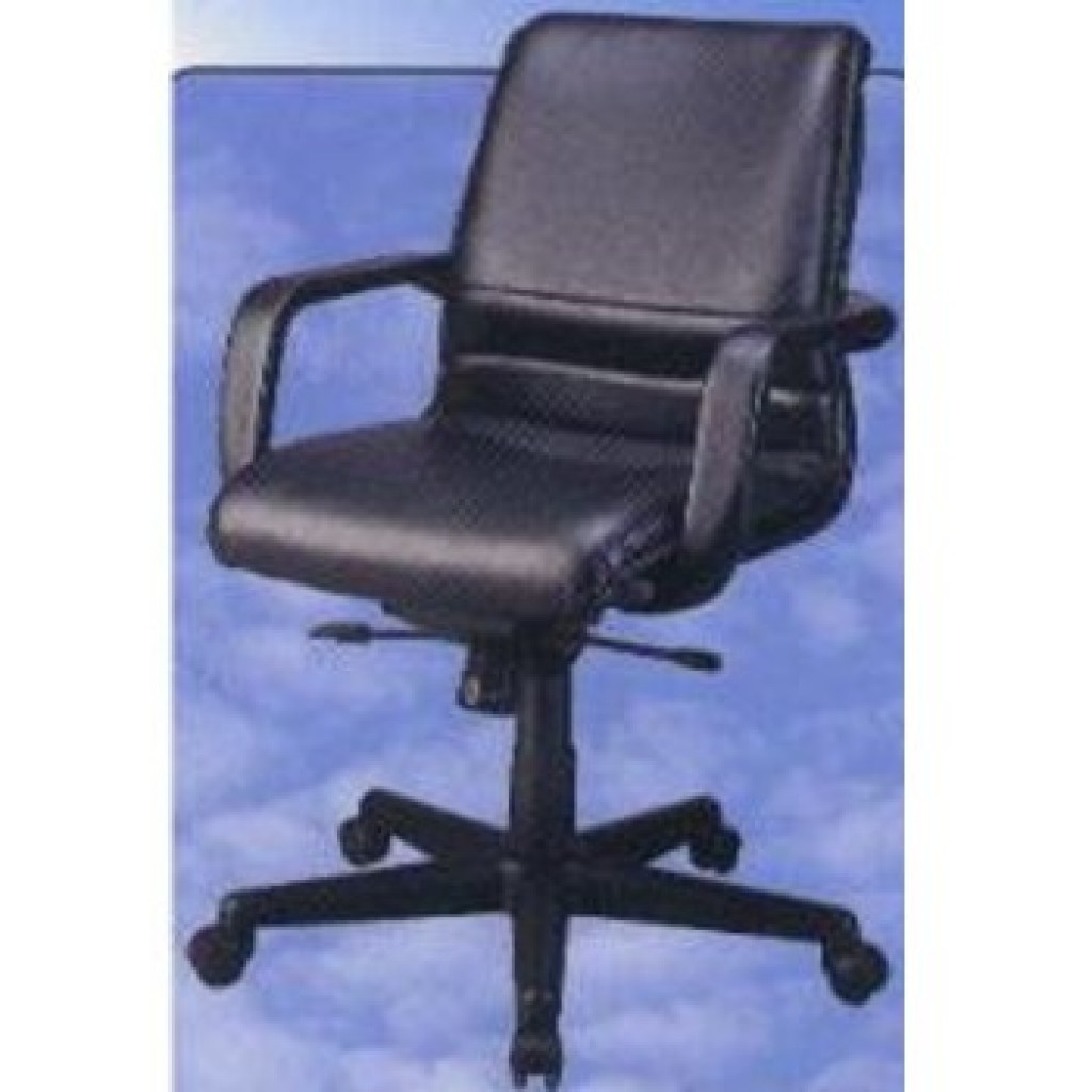 11361-813EGAN Leather Office Chair