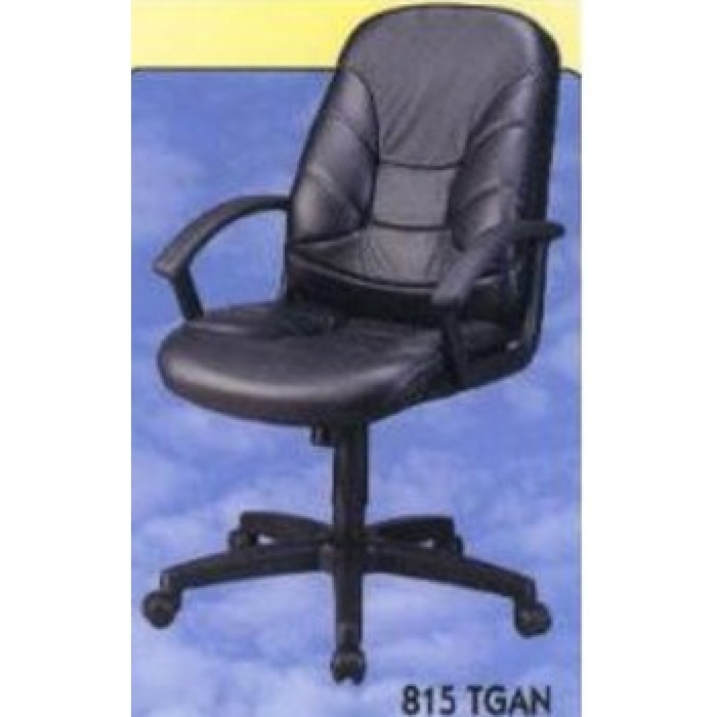 11361-815TGAN Leather Office Chair