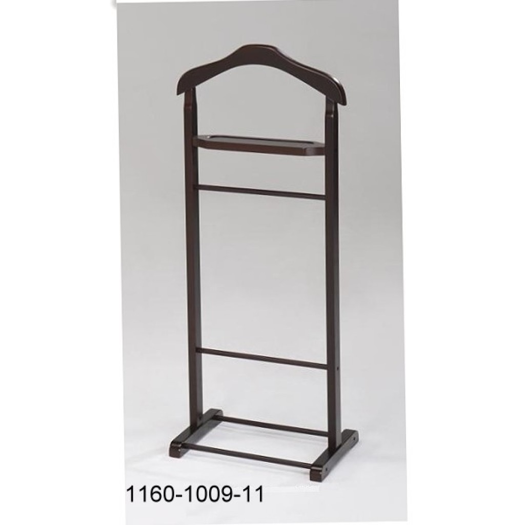 1160-1009-11 Wooden Suit Hanger