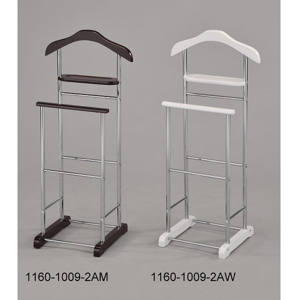 1160-1009-2-AM Metal Suit Hanger