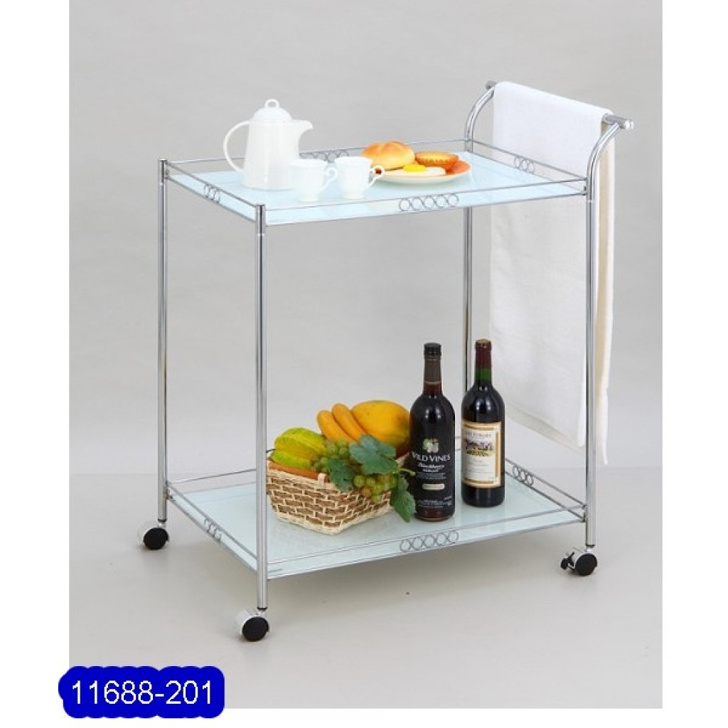 11688-201 Metal Tea Trolley