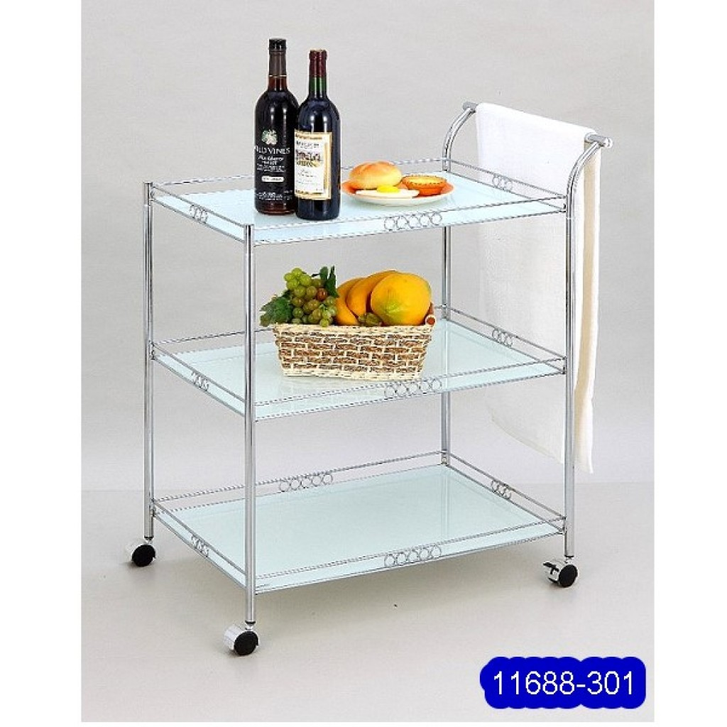 11688-301 Metal Tea Trolley