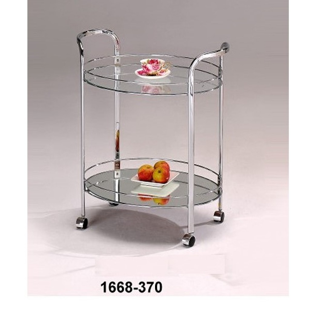 11688-370 Metal Tea Trolley