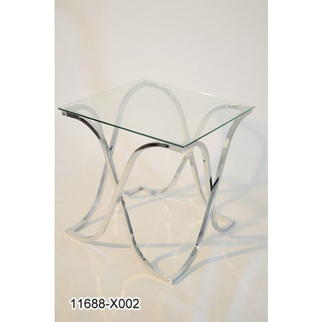 11688-X002 Glass coffee table