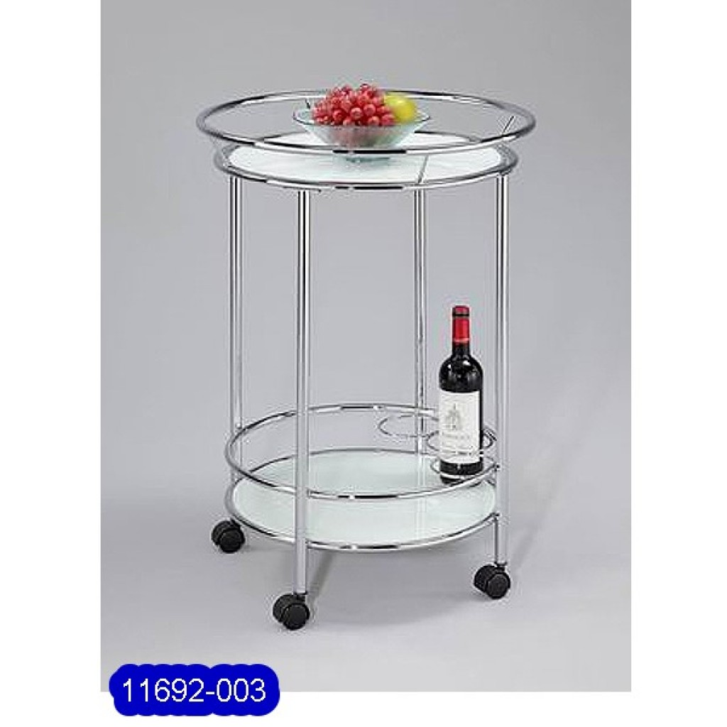 11692-003 Metal Tea Trolley