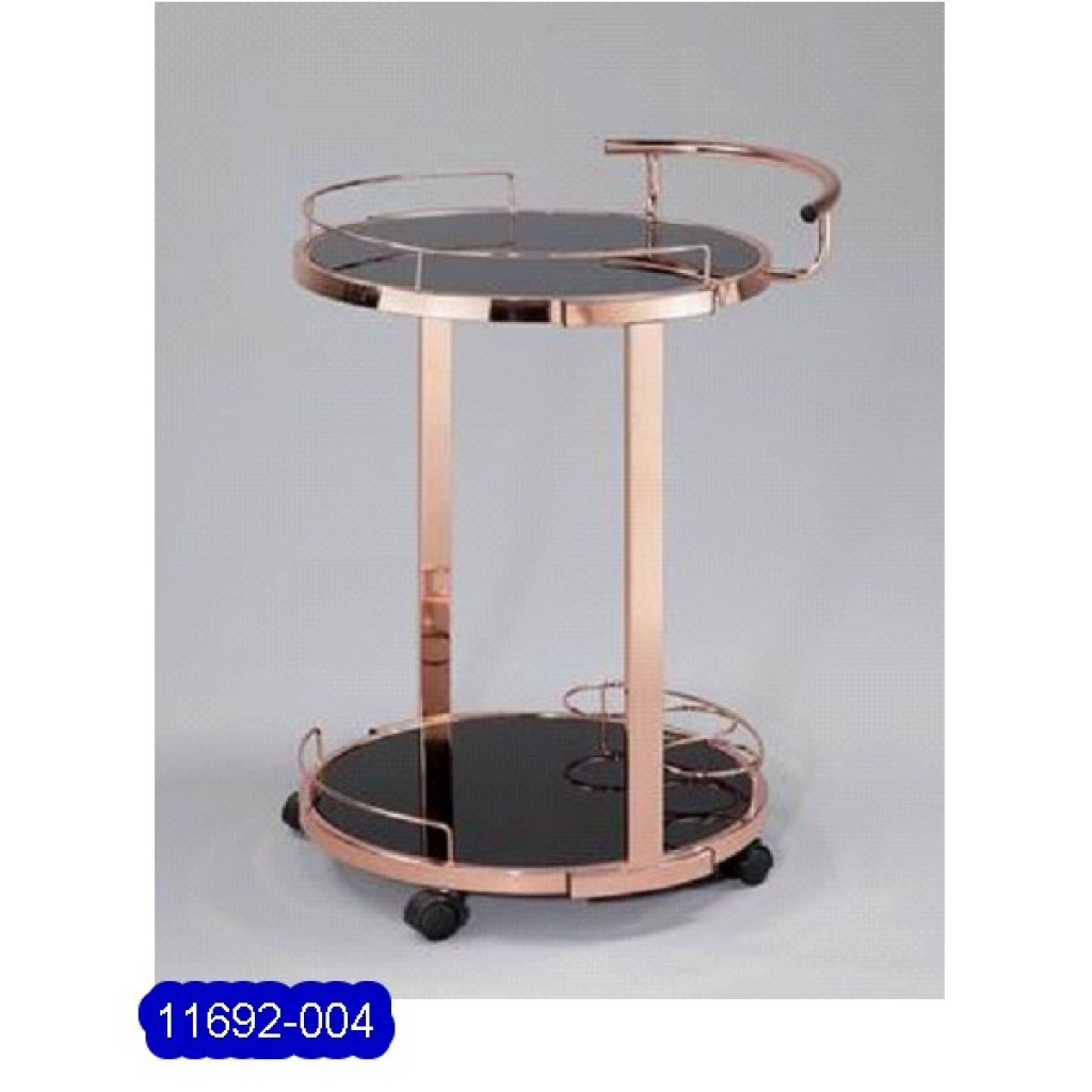 11692-004 Metal Tea Trolley