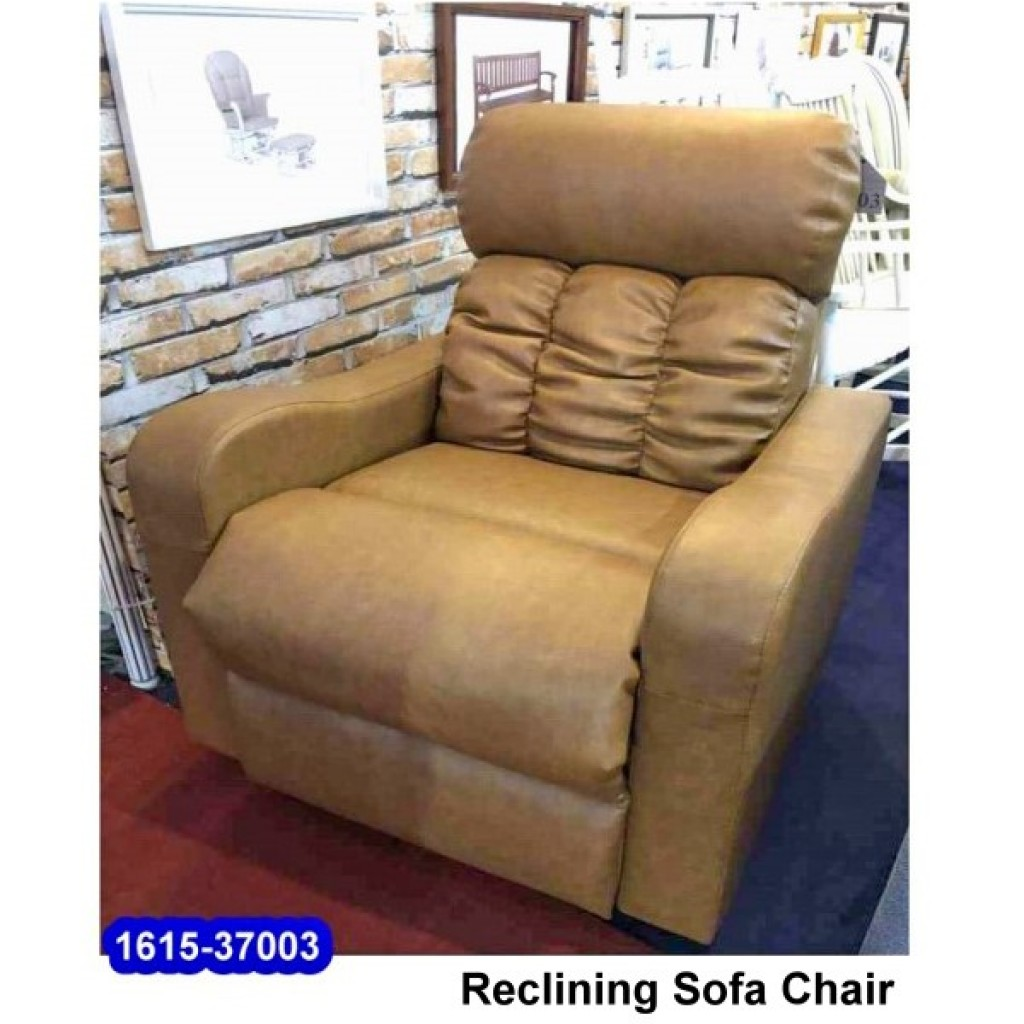 1615-37003 Reclining Glider Single Sofa