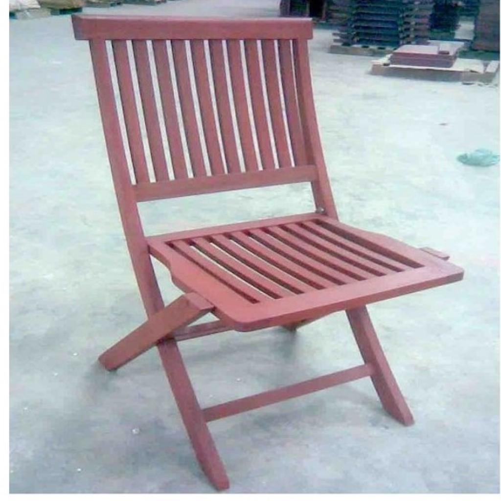 1649-3003 Wooden Leisure Folding Chair