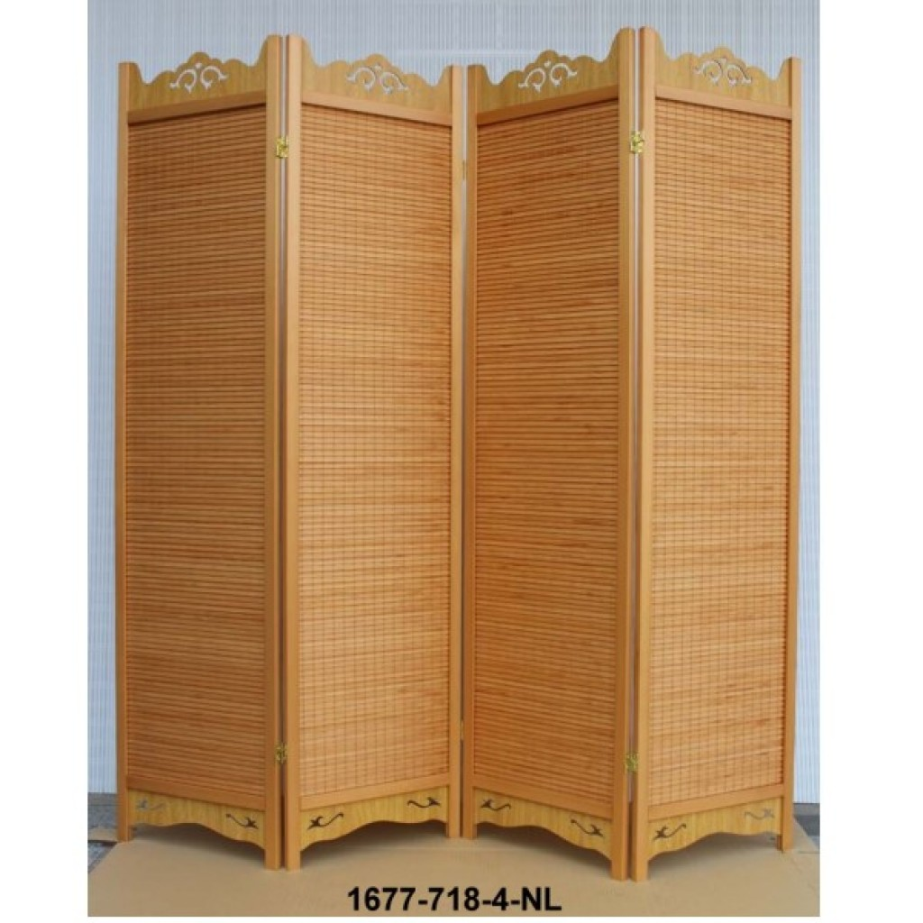 1677-718-4NL WOODEN SCREEN