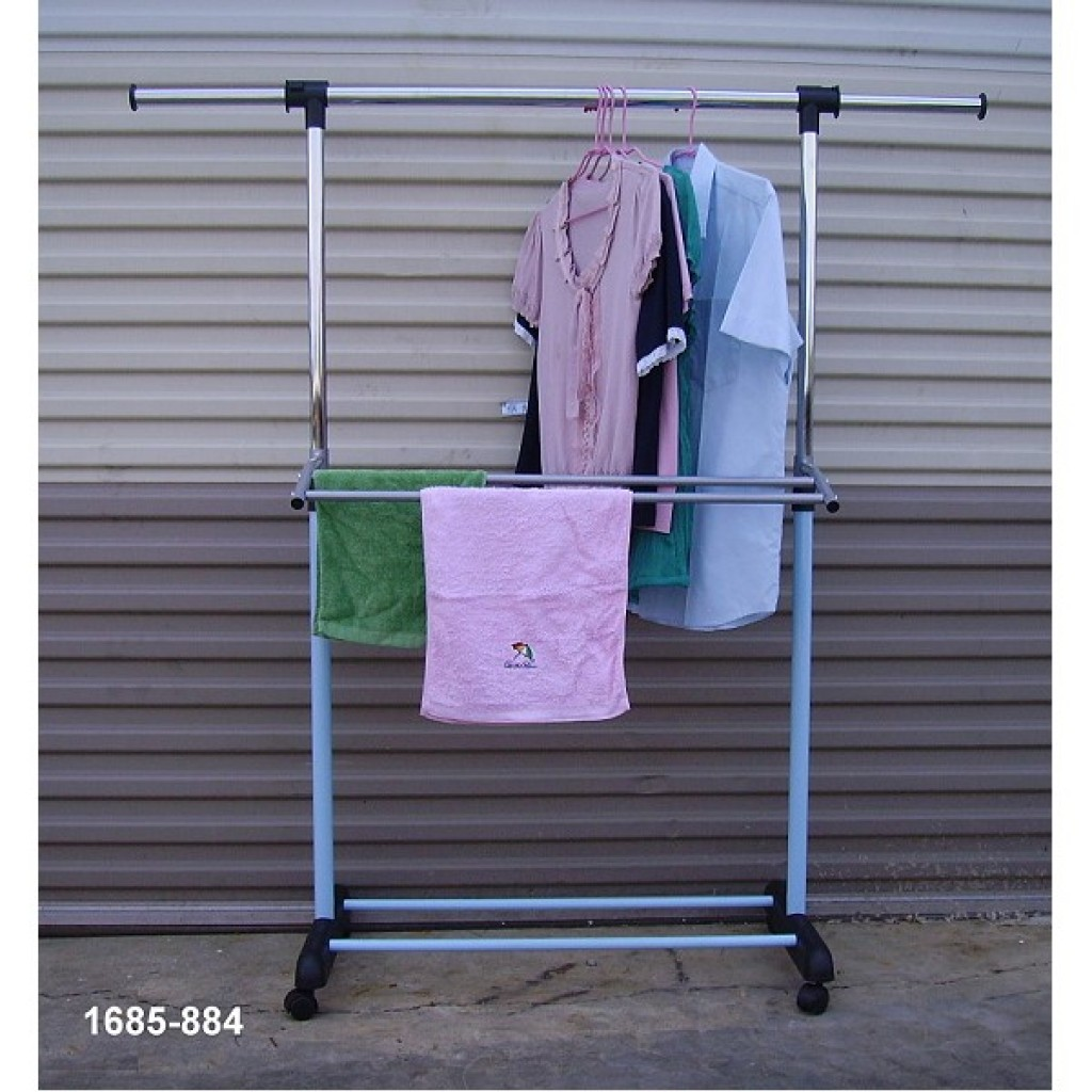 11685-884  Shopping mall display hanger