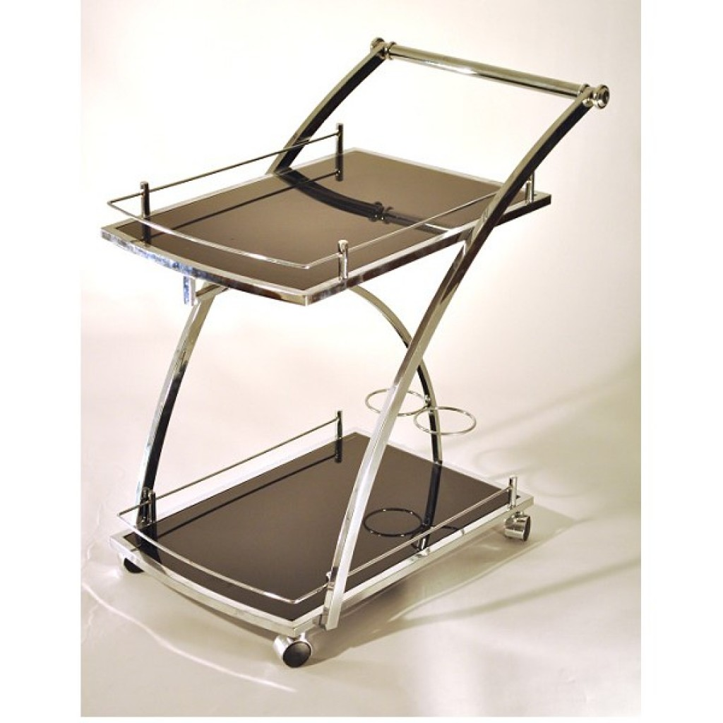 1688-0016 Metal Tea Trolley