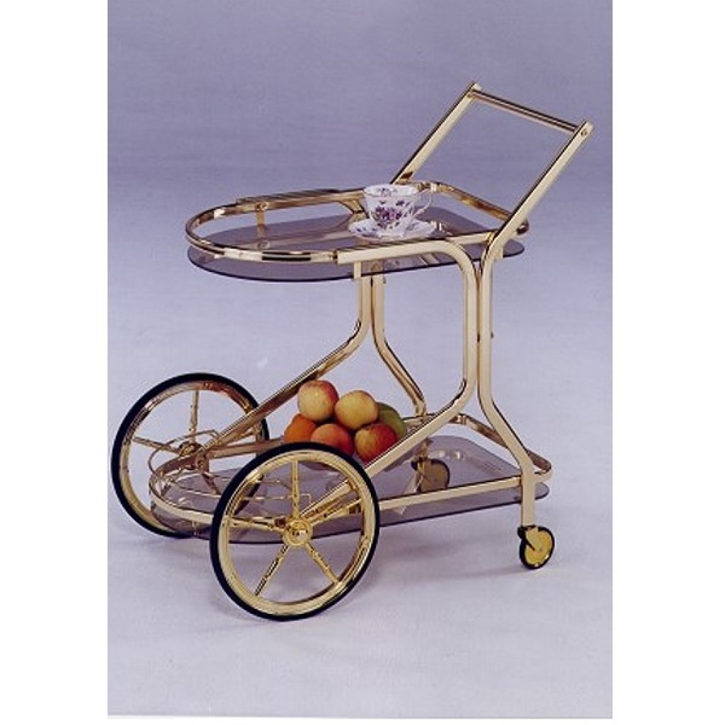 1688-144 Metal Tea Trolley