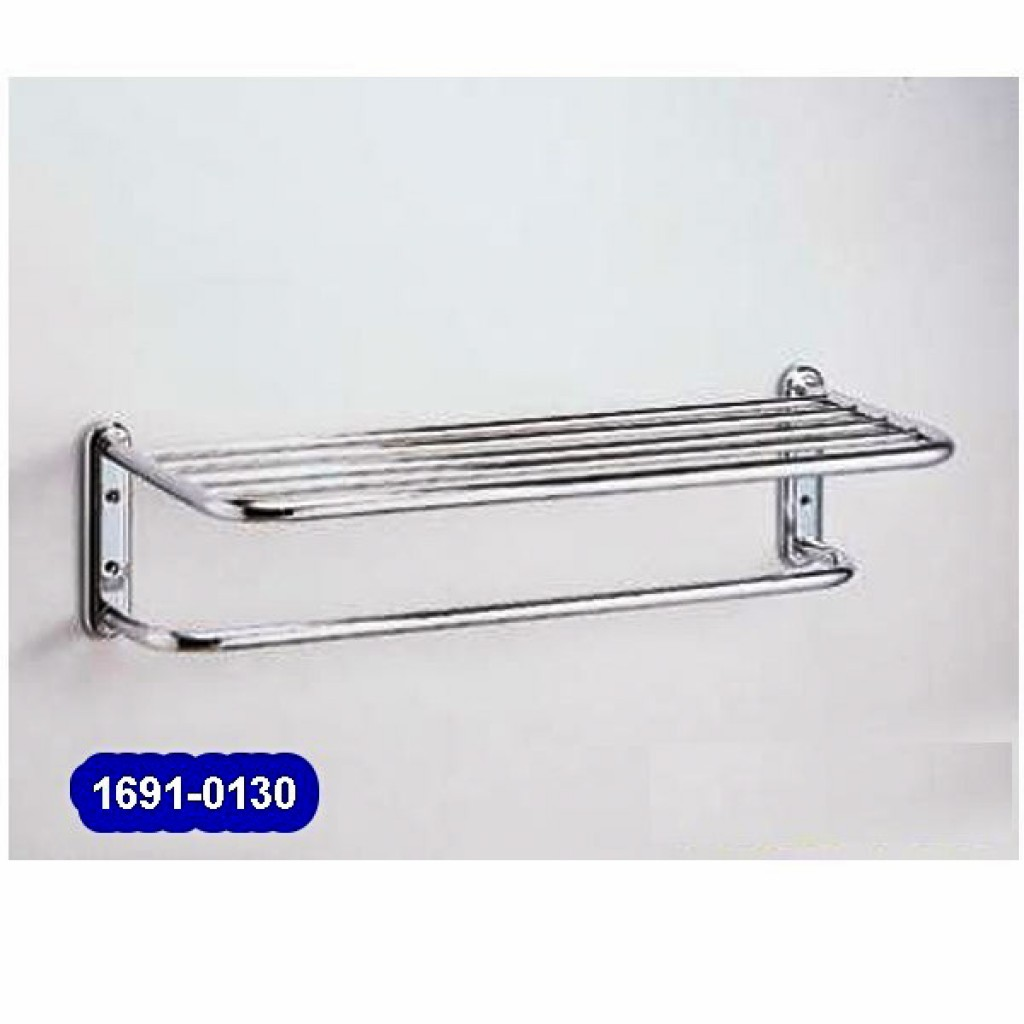11691-0130 Metal Bathroom Rack