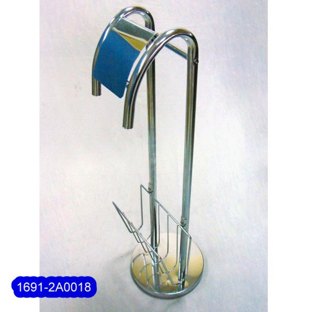 1691-2A0018 Metal Tissue Rack & magazine rack