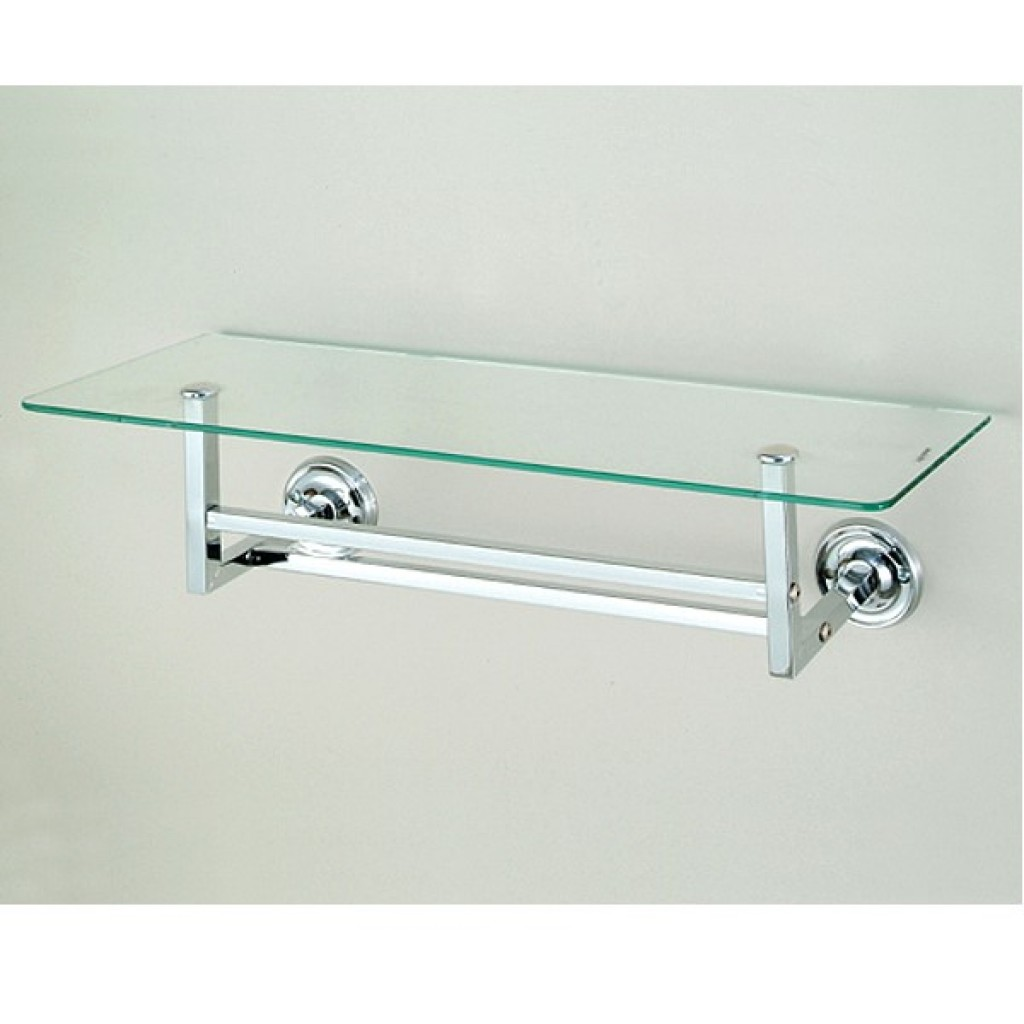 11691-C0572 Metal Bathroom Rack
