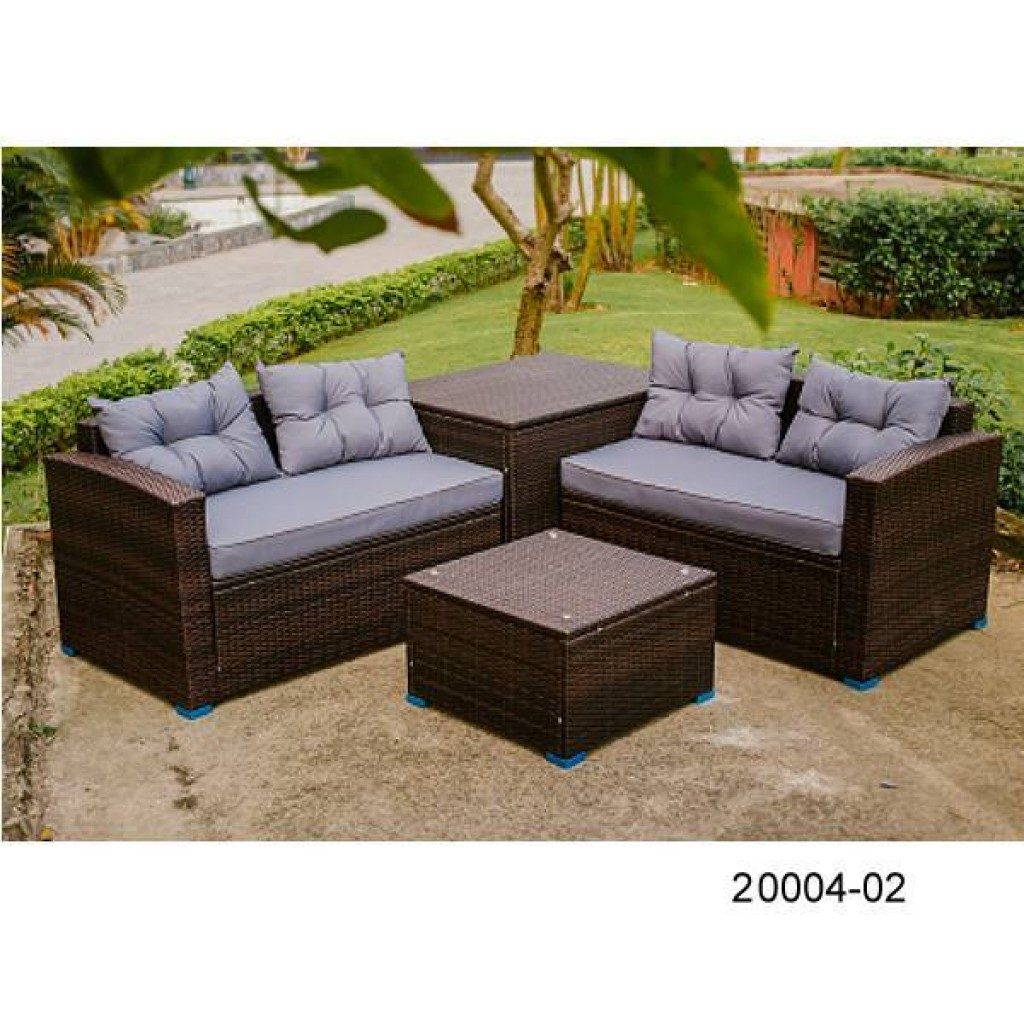20004-02 Wicker Set