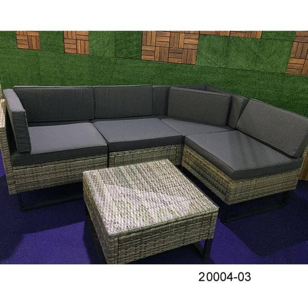 20004-03 Wicker Set