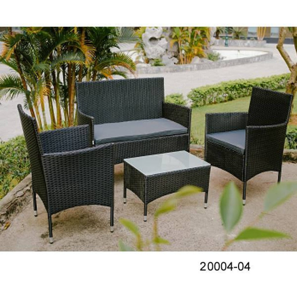 20004-04 Wicker Set