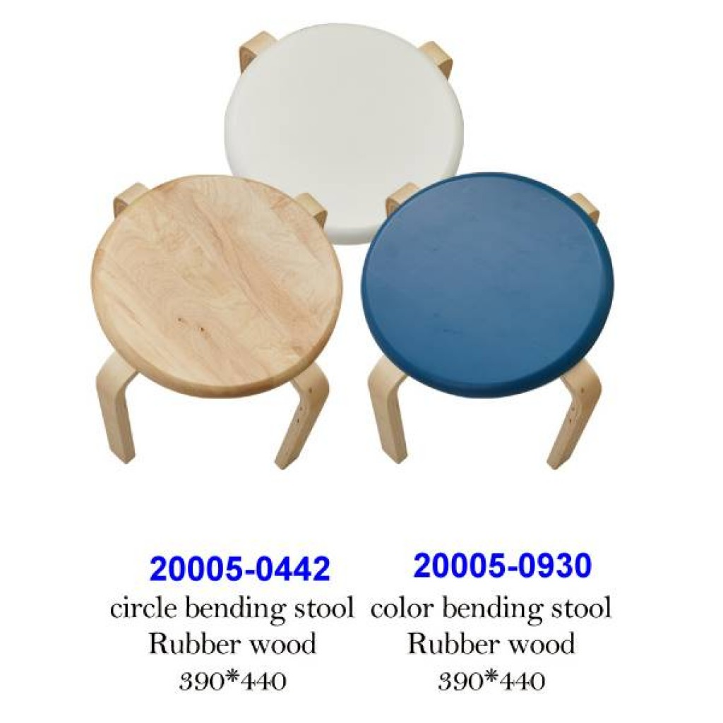 20005-0930 Color Bending Stool