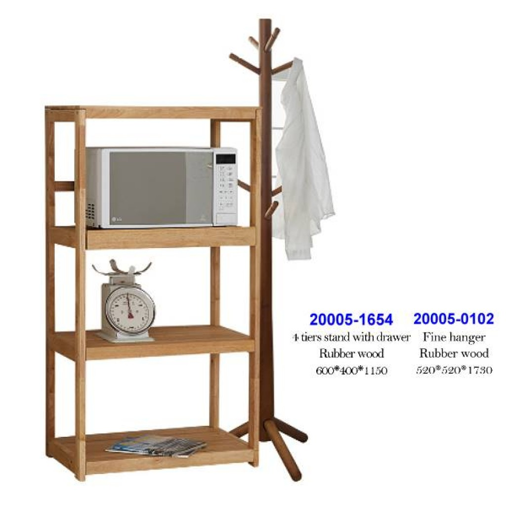 20005-1654 Four Tiers Stand