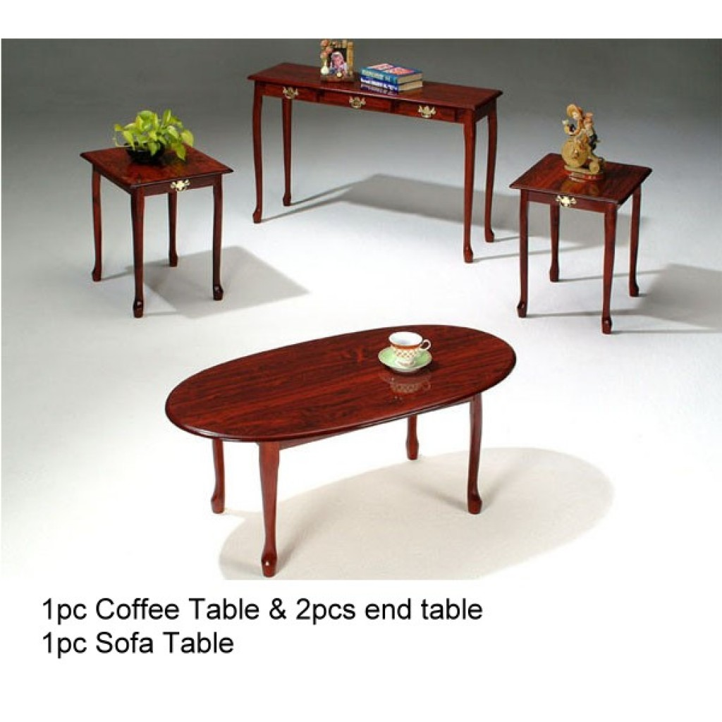 30152-4601 Wooden Coffee Table