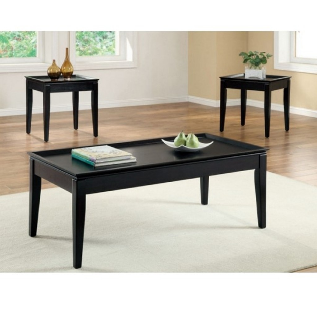 30152-6162 Wooden Coffee Table